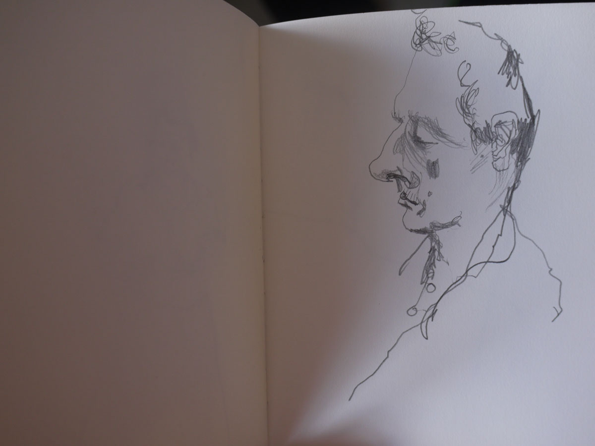 Sketch-book Drawing