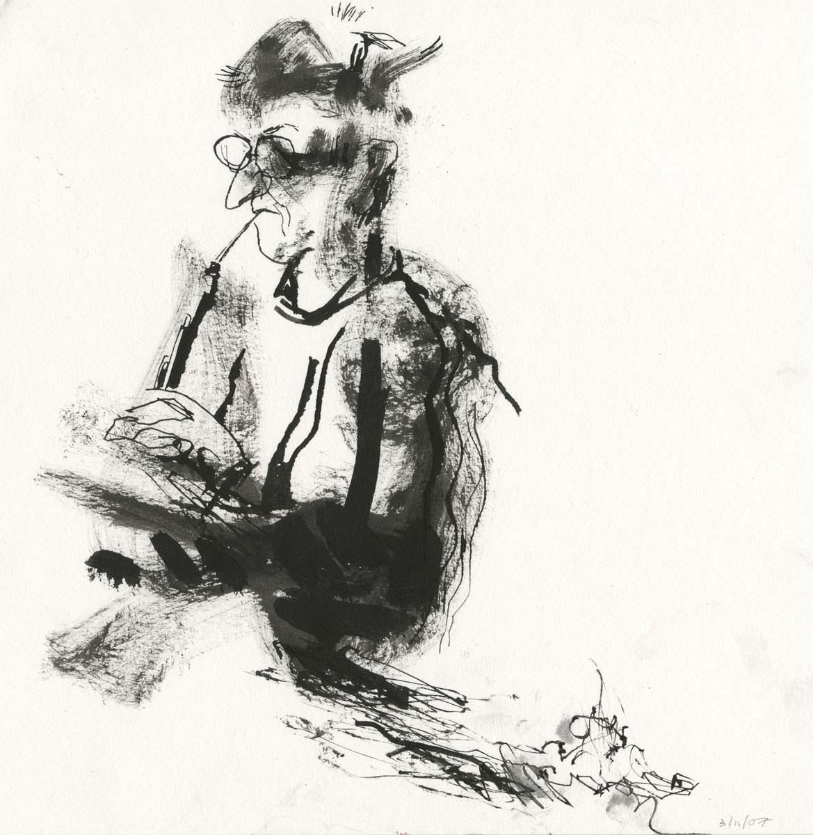 Sinfonietta Drawing