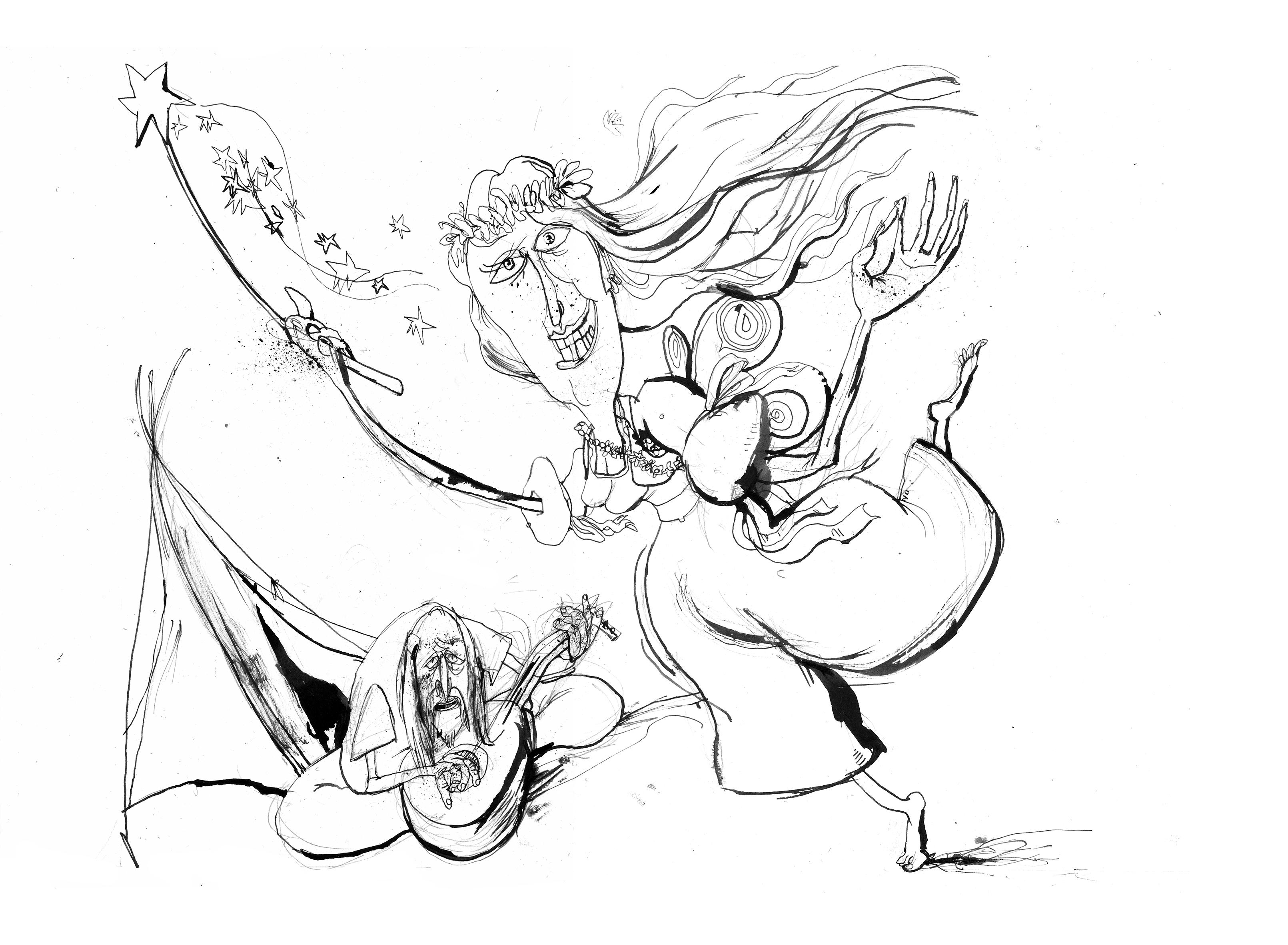 Fairy – Waitrose Weekend
